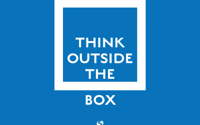 How to think Outside the Box, while you are stuck inside one!